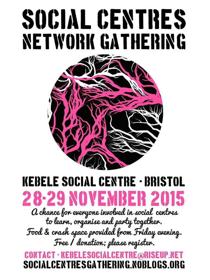 Social Centres Gathering 2015
